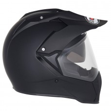 Suomy MX Tourer Helmet Matte Black
