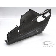 CARBONIN CARBON FIBER FAIRING LOWER (ROAD) FOR DUCATI 848 / 1098 & 1198