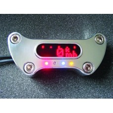 Motogadget  H-D Handlebar Clamp 1'