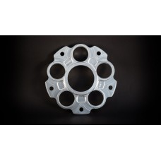 AEM FACTORY - MV AGUSTA F4 & BRUTALE TYPE 1 ALUMINUM QUICK CHANGE SPROCKET CARRIER (<2010) w/ TI NUTS