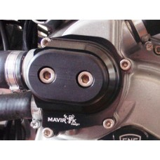 Maviryk Design Water Pump Cover and Engine Slider for Ducati's