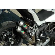 QD Exhaust Magnum Full System - DUCATI MULTISTRADA 1200 (2010-14)