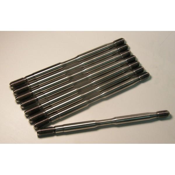 Nichols Perfomance Cylinder Head Studs (Qty. 8) for Air Cooled Ducati Motors