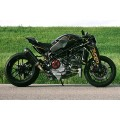 Paolo Tex Design Bodykits for Ducati Monster's (02-08)