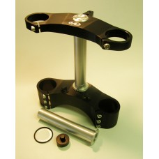 Nichols Adjustable Ducati Superbike Triple Clamp Kit