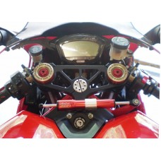 Bitubo SSW Steering Damper for the Ducati 848 EVO (2011-2012)  1098 (2007-2008)  and 1198 (2009-2011)