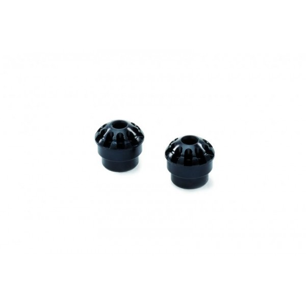 CNC Racing Foot Peg End Caps for SPORT  COMFORT  Universal and all CNC Racing Rearsets with Round Pegs