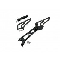 CNC Racing Passenger Rearsets For Ducati Hyper 821 and 939
