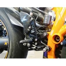 Attack Performance Rearsets For KTM 1290 Super Duke (2014+)