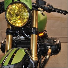 New Rage Cycle BMW R-Nine-T Front Turn Signal kit