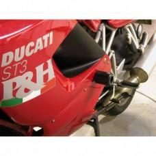 R&G (Classic style) Frame Sliders  Ducati ST3