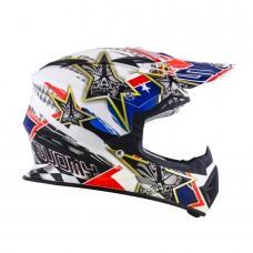 Suomy Rumble MX Helmet TEX