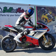 2008 Ducati 1098R - Beyond WSBK / RS Spec - Ultralight, only 364 pounds with fuel!