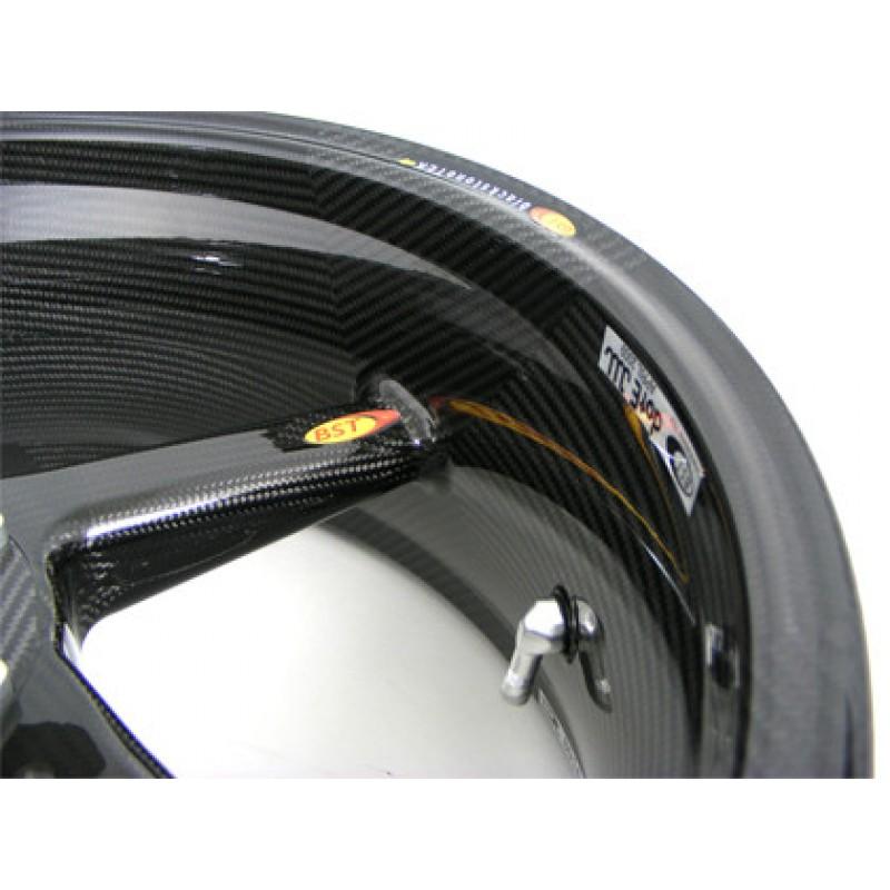 Bst Carbon Fiber Wheels For The Ducati Monster Models 5 75 X 17