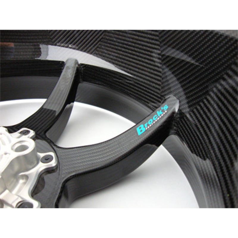 Bst Carbon Fiber Wheels For The Ducati Monster Models 6 X 17 748 916