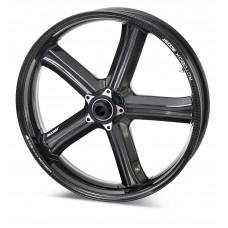 Rotobox Boost Carbon Fiber Front Wheel for the Honda CBR600RR (2007+)