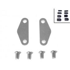 TPO Emissions (PAIR) System Removal Kit for Honda CBR900RR (kit of 4 plates)