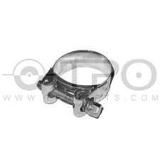 TPO Stainless Exhaust Clamp - Set of 3