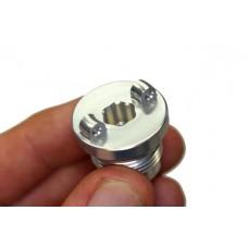 TPO Low-Profile Oil Fill plug for Ducati & Bimota - M22x1.5