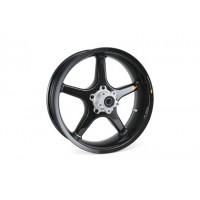BST Twin TEK 5 Spoke Carbon Fiber Rear Wheel for the Ducati Scrambler - 5.5 x 17