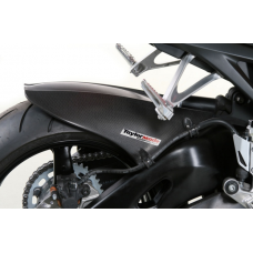 Taylormade Carbon Fiber Rear Hugger for Honda CBR1000RR (2008-2011)