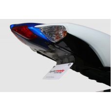 Taylormade Carbon Fiber Fender Eliminator + LED for the Suzuki GSXR 600/750 (2008-2010)