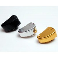 Motocorse 'Teardrop' style Billet Alumiunum Reservoirs For Brembo Radial Brake Master Cylinders