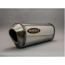 Hindle Exhaust for Aprilia RSV4 Slipon Adapter with Evolution Polished SS Muffler