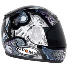 Suomy Apex Helmet BLACK ANGEL