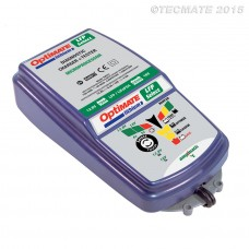 EarthX OptiMate 9.5 amp Lithium Battery Charger Model TM-271 with BMS reset