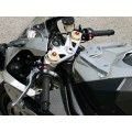 HeliBars TracStars Clip-ons for the BMW S1000RR / HP4