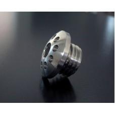 Motocorse billet Aluminum or Titanium Oil Fill plug for Ducati, Honda, Kawasaki, Triumph, and Yamaha - M20x2.5