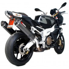 SCORPION FACTORY SLIP ON EXHAUST - APRILIA RSV1000 FACTORY / MILLIE R & TOUNO (2003-08)