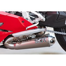 FM Projects Exhaust for the Ducati Panigale 899/959/1199/1299