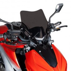 Barracuda Aerosport Windshield for the Kawasaki Z 1000 (2014-2016)