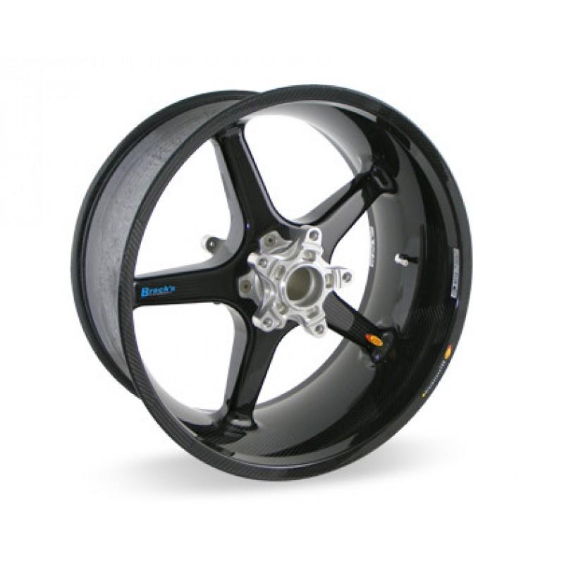 BST Carbon Fiber Wheels For The Suzuki 85 X 18 Custom Wheel Busa