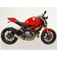 Competition Werkes GP Slip On Exhaust for the  Ducati Monster 1200/821