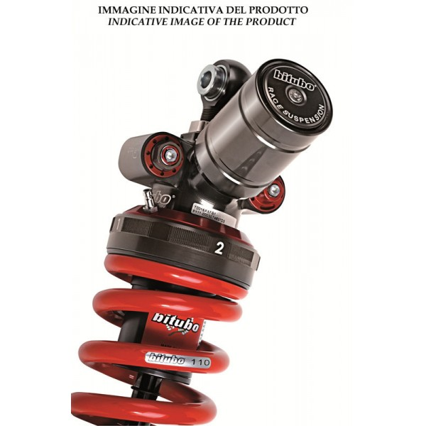 Bitubo XXF B1 Rear Shock for the Suzuki GSX-R1000 (2017+)