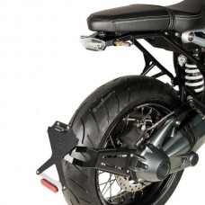 Barracuda Licence Plate 'Side Naked' for the BMW R nineT (2014-2016)