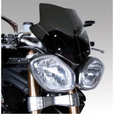 Barracuda Aerosport Windshield for the Triumph Street Triple R (2011-2012)