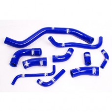 SamcoSport 11 Piece Full Silicone Coolant Racing Hose Set For Yamaha YZF1000 R1 (1998-01)