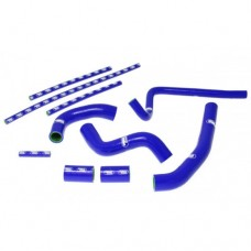 SamcoSport 10 Piece Full Silicone Coolant Racing Hose Set For Yamaha YZF1000 R1 (2009-14)