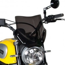 Barracuda Windshield Aerosport for the Ducati Scrambler 800 / 1100 / 400