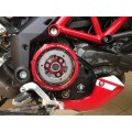 Ducabike Clear Wet Clutch Cover for most Wet Clutch Ducati's