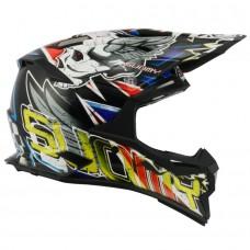 Suomy Alpha MX Helmet SKULL