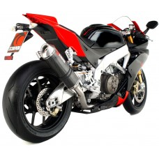 SCORPION FACTORY SLIP ON EXHAUST - APRILIA RSV4 (2009-15)