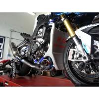 Galletto Radiatori ( H2O Performance ) WSBK Oversize Radiator kit For BMW S1000RR (09-19)