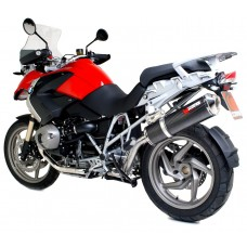 SCORPION FACTORY SLIP ON EXHAUST - BMW R1200GS (2010-12)