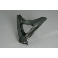 CARBONDRY - CARBON FIBER AIR INTAKE COVER FOR TRIUMPH DAYTONA 675 / 675R 2006/12