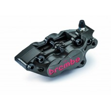 Brembo Racing 40mm Axial Billet Machined 2 Piece Calipers